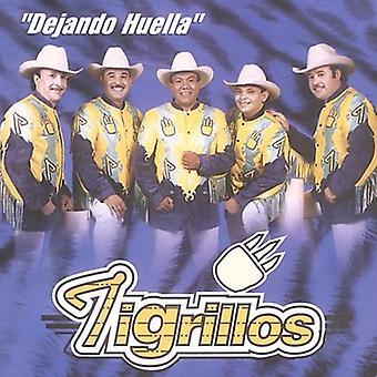 Los Tigrillos - Dejando Huella [CD] USA import