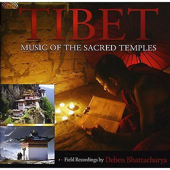 Tibet: Muziek van de heilige tempels - Tibet: muziek van de heilige tempels [CD] USA import