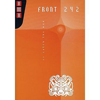 Front 242 - attraper l'importation USA hommes [DVD]