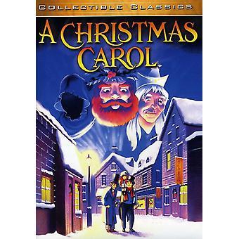 Christmas Carol [DVD] USA import