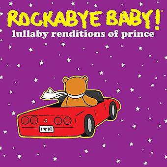 Rockabye Baby! - Lullaby Renditions of Prince [CD] USA import