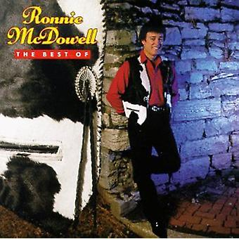 Ronnie McDowell - Best of Ronnie McDowell [CD] USA import