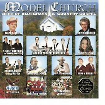 Model Church:Best of Blueg - Model Church:Best of Blueg [CD] USA import