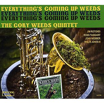 Weeds, Cory/Quintet - Everything's Coming Up Weeds [CD] USA import
