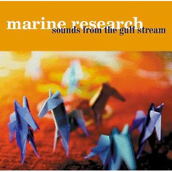 Marine Research - Sounds From the Gulf Stream [CD] USA import