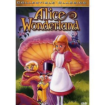 Alice in Wonderland [DVD] USA import