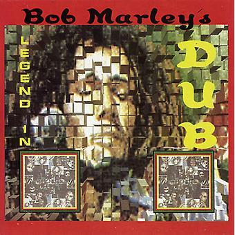 Bob Marley - legenda Dub [CD] USA tuonti