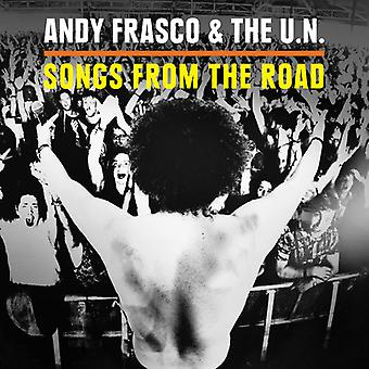 Andy Frasco - Songs From the Road [CD] USA import