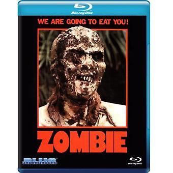 Zombie [BLU-RAY] USA import