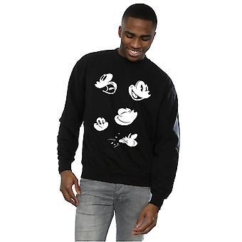 Mickey Mouse masculine Disney fait face Sweatshirt