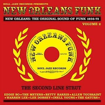 New Orleans Funk - Vol. 2-New Orleans Funk [CD] USA import