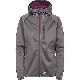 Overtredelse kvinners/damer Shelly Waterproof pustende Softshell jakke