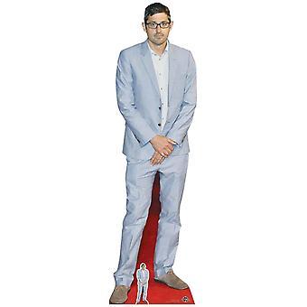 Louis Theroux Lifesize Cardboard Cutout / Standee / Standup