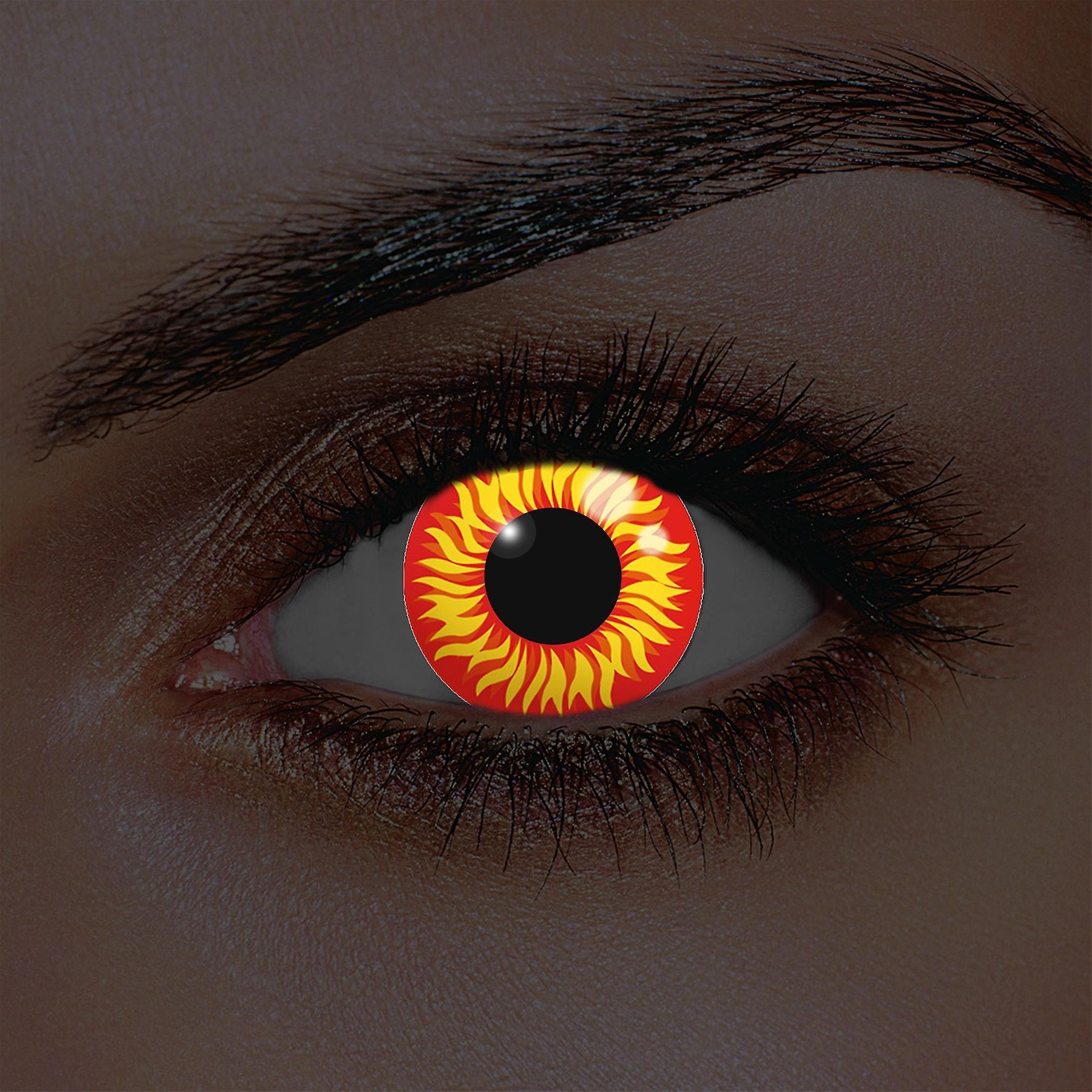 Глаза оранжевые картинки