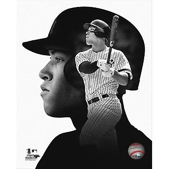 Aaron Judge PROfile Photo Print