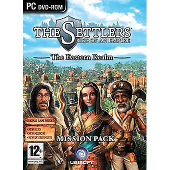 The Settlers Rise Of An Empire The Eastern Realm PC - New