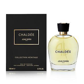 "Jean Patoun ""Kaldean' Eau De Parfum 3.3 oz/100 ml Spray uusi laatikko"