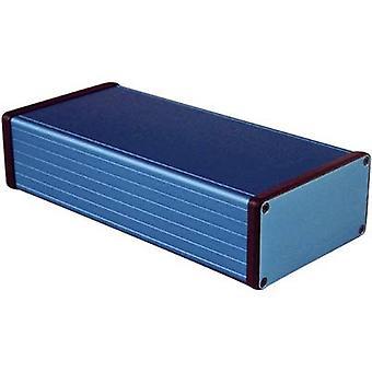 Hammond Electronics 1455N2201BU Universal enclosure 220 x 103 x 53 Aluminium Blue 1 pc(s)