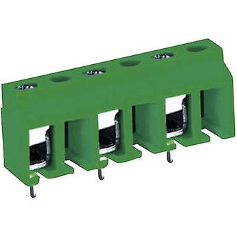 DECA MA311-10004 Screw terminal Number of pins 4 Green 1 pc(s)