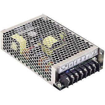 Keskimääräinen HRP-150-24 AC/DC PSU-moduuli (+ kotelo) 6,5 A 156 W 24 V DC