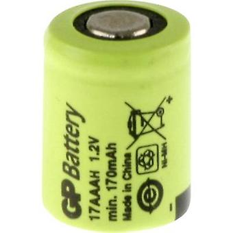 GP batterijen GP17AAAH trainingsmodus batterij (oplaadbare) 1/3 AAA Flat top NiMH 1.2 V 170 mAh