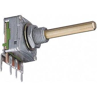 Potenciómetro serviço 2021 único turno rotativo pote de Mono 0.05 W 100 kΩ 1 computador (es)