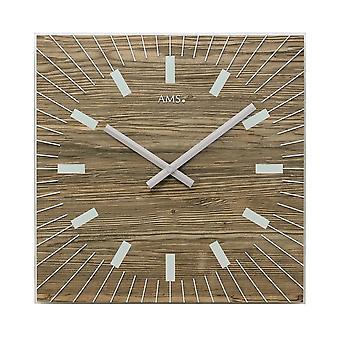 Wall clock AMS - 9578