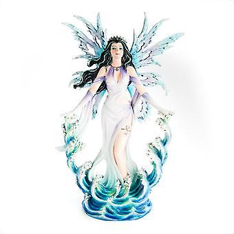 Ocean Fairy på vågor