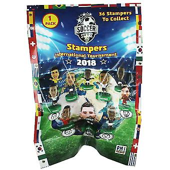 Calcio Starz Collectible timbrini sorpresa Bag