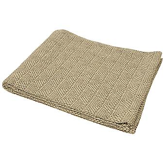 Riva Home Pyramid Cotton Throw