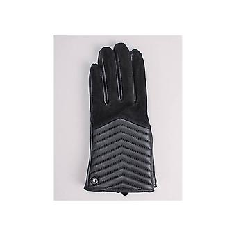 Replay Chevron Mixed Gloves