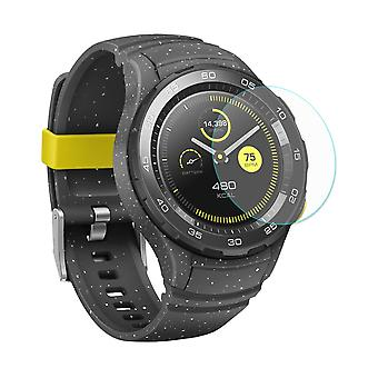 2 pcs HAT PRINCE Huawei Watch 2 Tempered Glass 0.2 mm