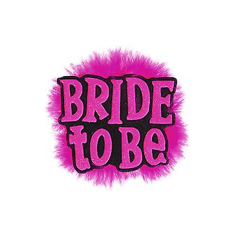 Bride at være badge-sort
