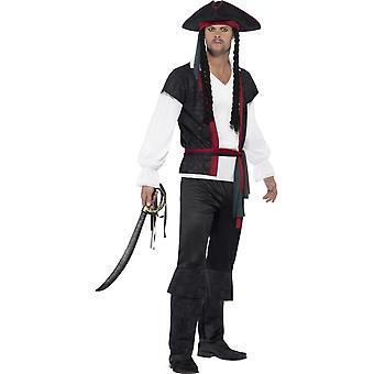 آيي آيي كابتن القراصنة زي، متوسطة