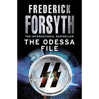 The Odessa File by Frederick Forsyth - 9780099559832 Book