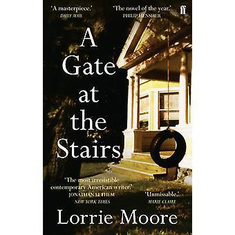 En port på trappen (hoved) av Lorrie Moore - 9780571249466 bok