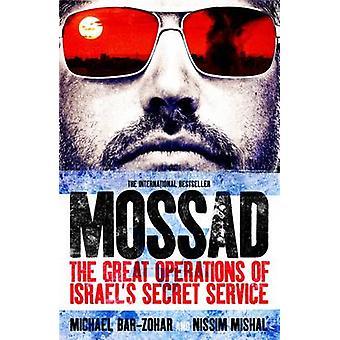 Mossad - Israels hemliga tjänst - 97818495493 bra verksamhet