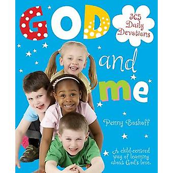 God and Me (Revised edition) by Penny Boshoff - 9781860249013 Book