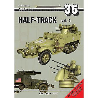 Half-Track Vol. 2 by Patryk Janda - 9788372372215 Book
