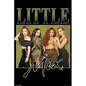 Little Mix Khaki Poster