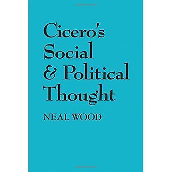 Ciceroa sosiaalisen ja poliittisen ajattelun: johdanto