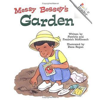 Rörig Bessey's Garden (Rev) (Rookie läsare: nivå C)