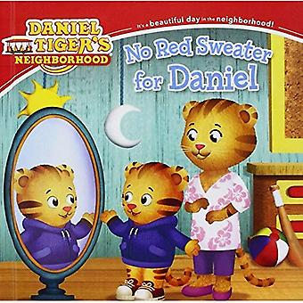 Geen rode trui voor Daniel (Daniel Tiger's wijk)