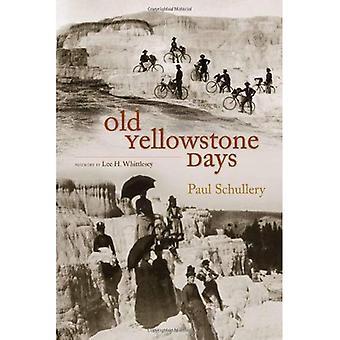 Yellowstone-früher