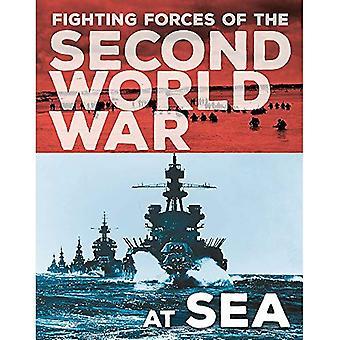 Les Forces de combat de la seconde guerre mondiale