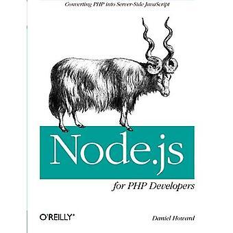 Node.js pour les développeurs PHP: portage PHP à Node.js
