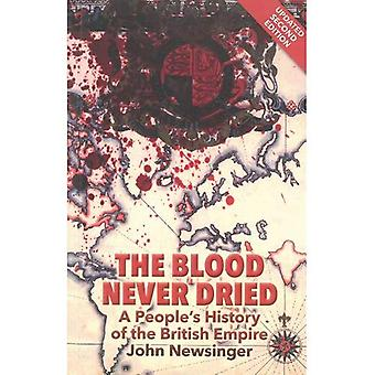 Blood Never Dried, The