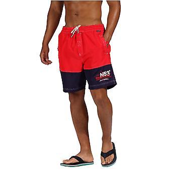 Regatta Mens Bratchmar III snelle droge verstelbare zwemmen Shorts