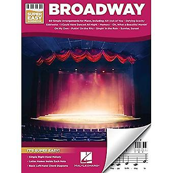 Broadway - Supereinfaches Songbook