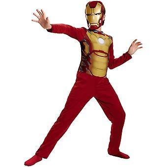 Iron Man Mark 42 Child Costume